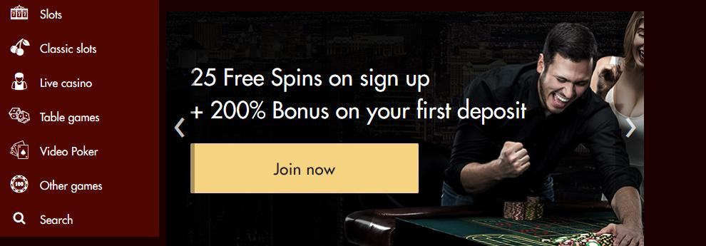 Spartan Slots Casino - US Players Accepted! 1